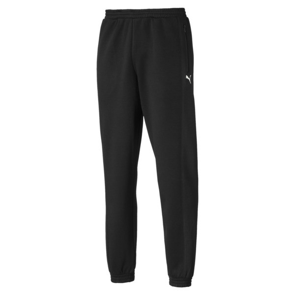 Ferrari Men's Sweatpants, Puma Black, large