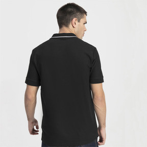 Thumbnail 2 of Ferrari Men's Polo Shirt, Puma Black, medium