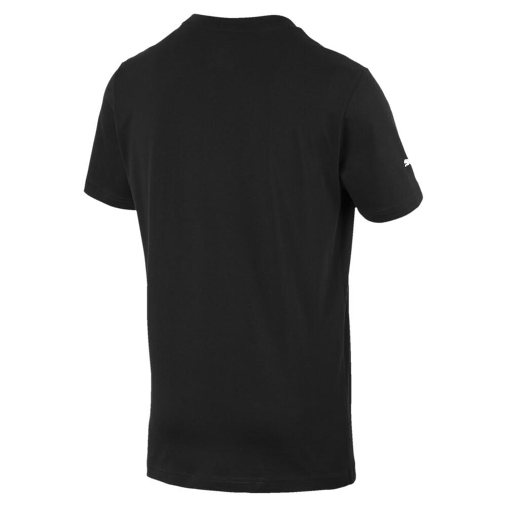 PUMA - male - Футболка Ferrari Graphic Men's Tee – Puma Black –, Черный