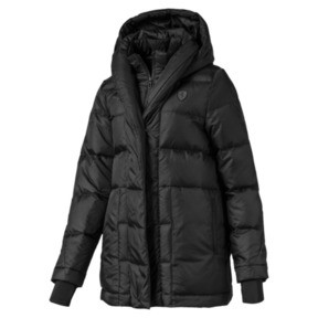 Thumbnail 5 of Ferrari Damen Daunenjacke, Puma Black, medium