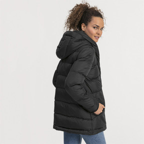 Thumbnail 2 of Ferrari Damen Daunenjacke, Puma Black, medium