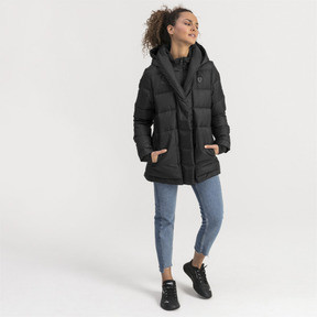 Thumbnail 3 of Ferrari Damen Daunenjacke, Puma Black, medium