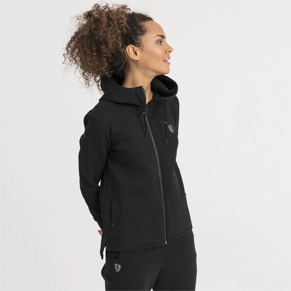 Görüntü Puma FERRARI Kapüşonlu Kadın Ceket #1