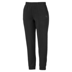 Miniatura 1 de Pantalones deportivos Scuderia Ferrari para mujer, Puma Black, mediano