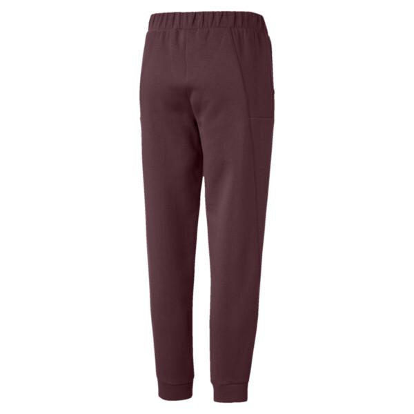 Pantalones deportivos Scuderia Ferrari para mujer, Vineyard Wine, grande