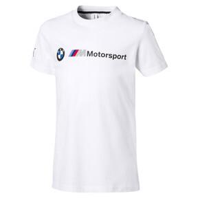 Camiseta con logo BMW M Motorsport para niño joven