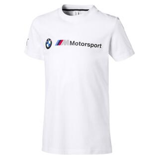 Image Puma BMW M Motorsport Logo Kids' Tee
