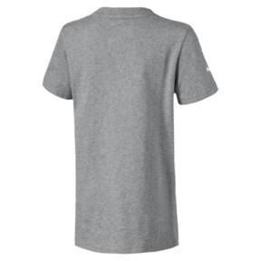 Miniatura 2 de Camiseta con logo BMW M Motorsport para niño joven, Medium Gray Heather, mediano
