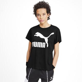 Image PUMA Camiseta Classics Logo Feminina