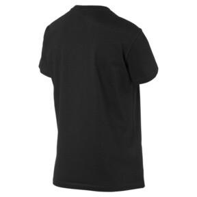 Miniatura 5 de Camiseta Classics con logotipo para mujer, Puma Black, mediano
