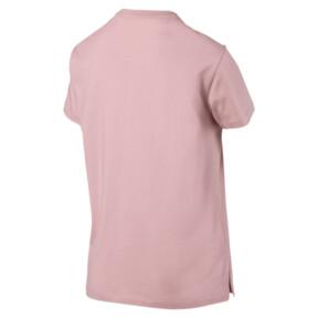 Miniatura 5 de Camiseta Classics AOP con logo para mujer, Bridal Rose, mediano