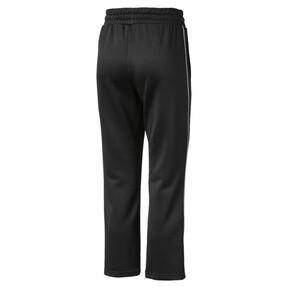 Miniatura 5 de Pantalones acanalados clásicos Kick para mujer, Puma Black, mediano