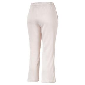 Thumbnail 5 of Classics Kick Flare Knitted Women's Pants, Pastel Parchment, medium