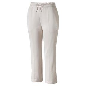 Thumbnail 4 of Classics Kick Flare Knitted Women's Pants, Pastel Parchment, medium