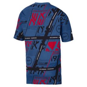 Miniatura 2 de Camiseta Scuderia Ferrari Street para hombre, Galaxy Blue, mediano