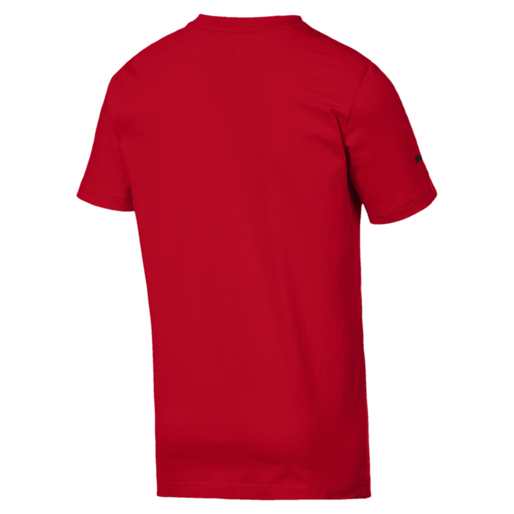 Image PUMA Ferrari Big Shield Men's Tee #2