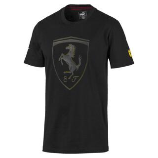 Image Puma Ferrari Big Shield Men's Tee