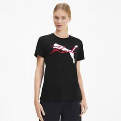 PUMA x KARL LAGERFELD Kadın T-Shirt