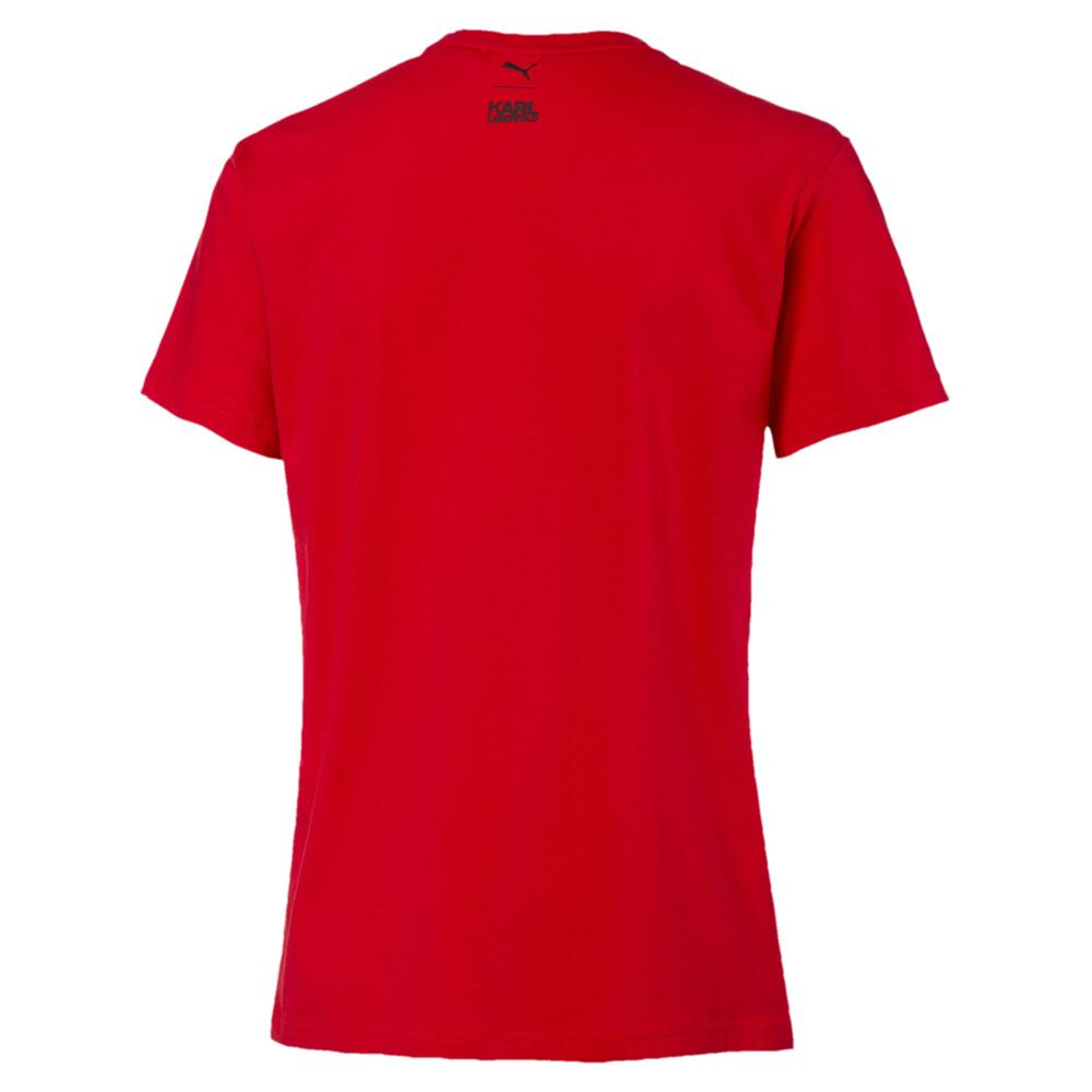 Görüntü Puma PUMA x KARL LAGERFELD Kadın T-Shirt #2
