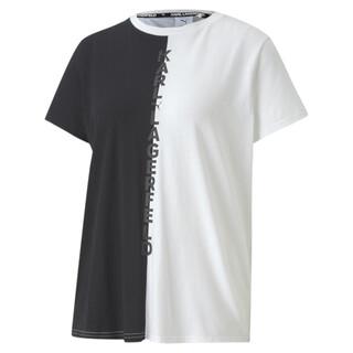 Görüntü Puma PUMA x KARL LAGERFELD Açık Sırt Kadın T-Shirt