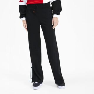 Image Puma PUMA x KARL LAGERFELD Knitted Women's Wide Pants