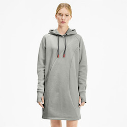 PUMA x KARL LAGERFELD Kapüşonlu Kadın Elbise