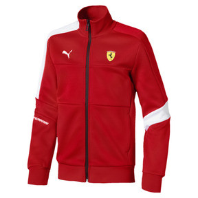 Scuderia Ferrari T7 Boys' Track Jacket JR