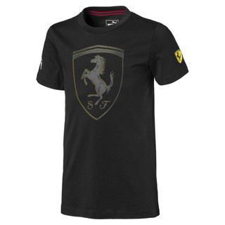 Image Puma Ferrari Big Shield Kids' Tee