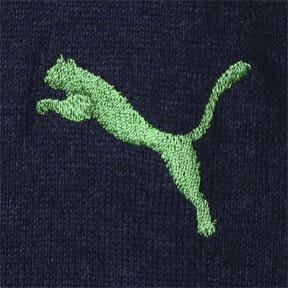 Thumbnail 4 of ゴルフ ダンルース 1/4 ジップ, Peacoat-irish green, medium-JPN