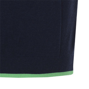 Thumbnail 6 of ゴルフ ダンルース 1/4 ジップ, Peacoat-irish green, medium-JPN
