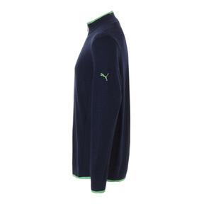 Thumbnail 2 of ゴルフ ダンルース 1/4 ジップ, Peacoat-irish green, medium-JPN
