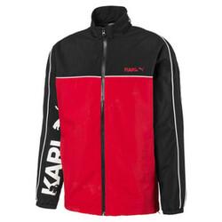 PUMA x KARL LAGERFELD Full Zip Men's Track Jacket