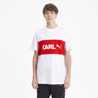 Görüntü Puma PUMA x KARL LAGERFELD Erkek T-Shirt