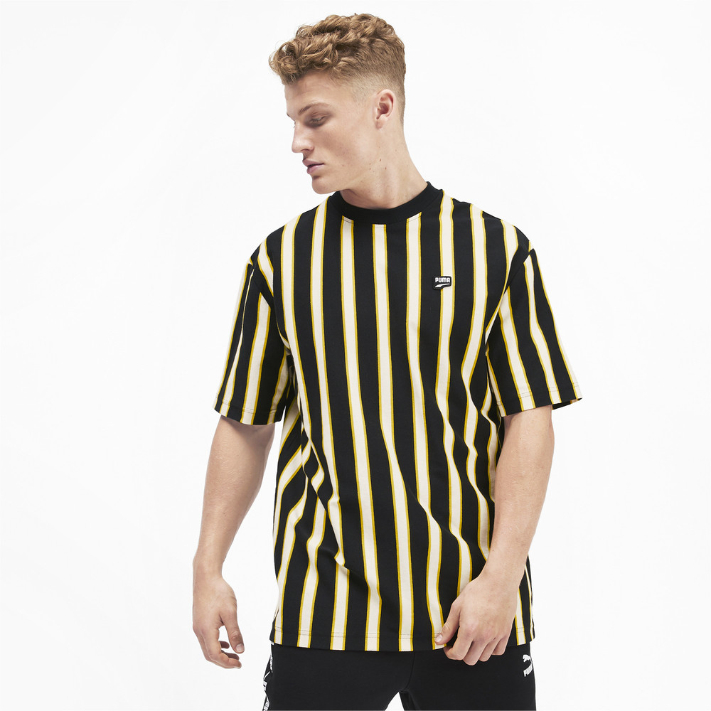 Image Puma Downtown Stripe Men's Tee #1