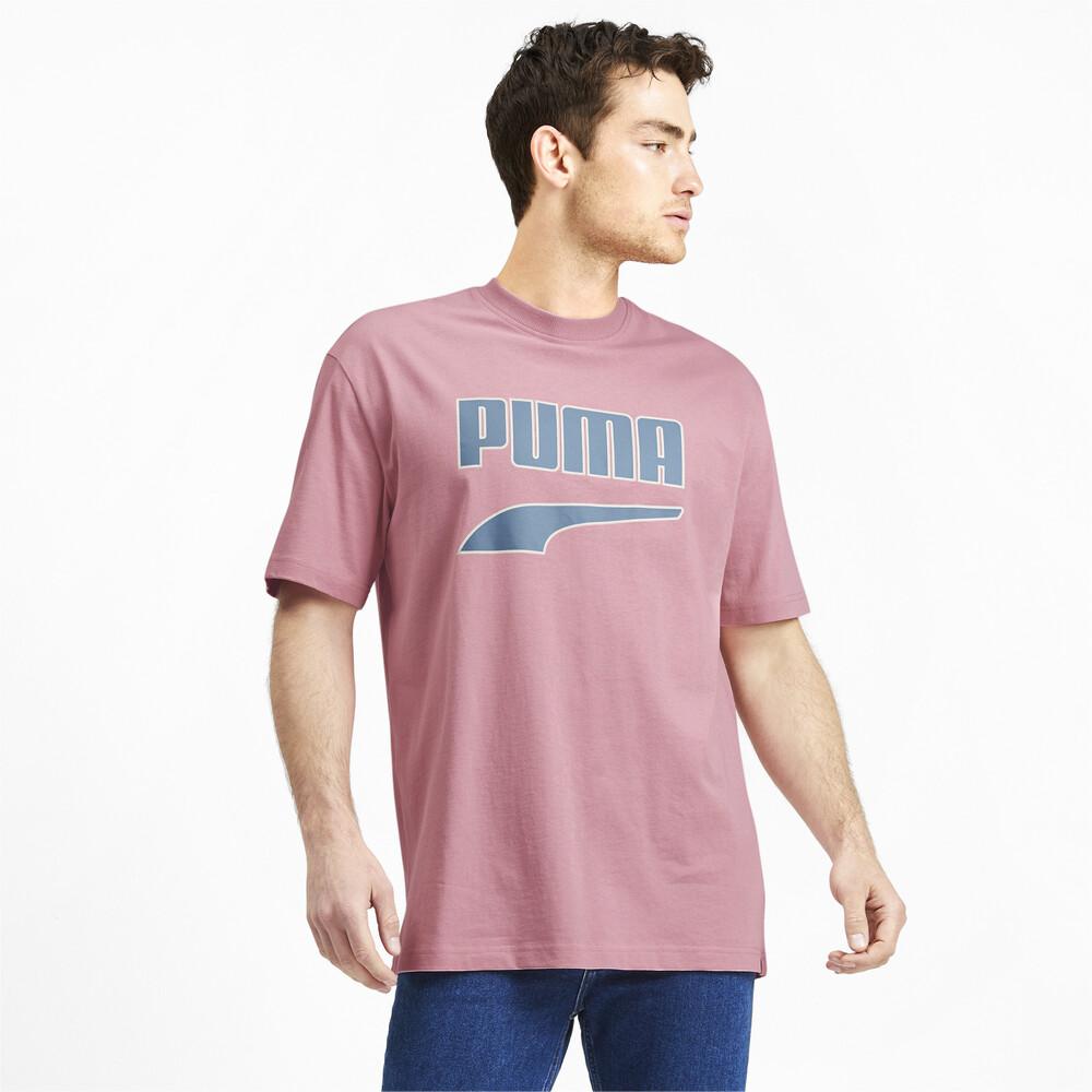 Image PUMA Camiseta Downtown Graphic Masculina #1