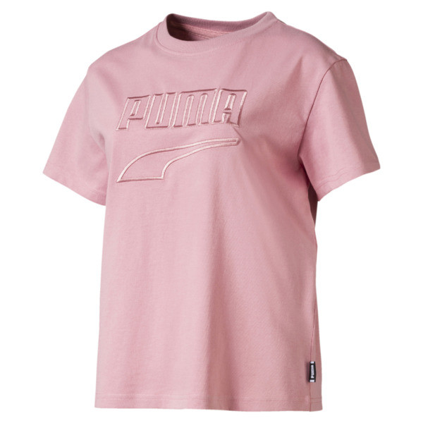 CamisetaDowntown para mujer, Bridal Rose, grande
