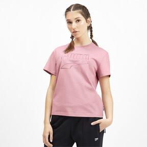 Miniatura 1 de CamisetaDowntown para mujer, Bridal Rose, mediano