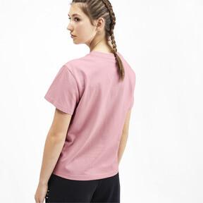 Miniatura 2 de CamisetaDowntown para mujer, Bridal Rose, mediano