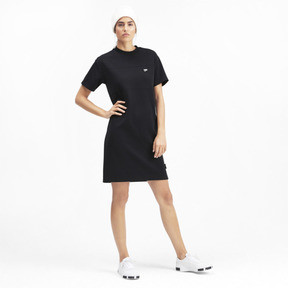 Miniatura 3 de Vestido Downtown para mujer, Puma Black, mediano
