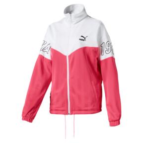 luXTG Women's Jacquard Jacket