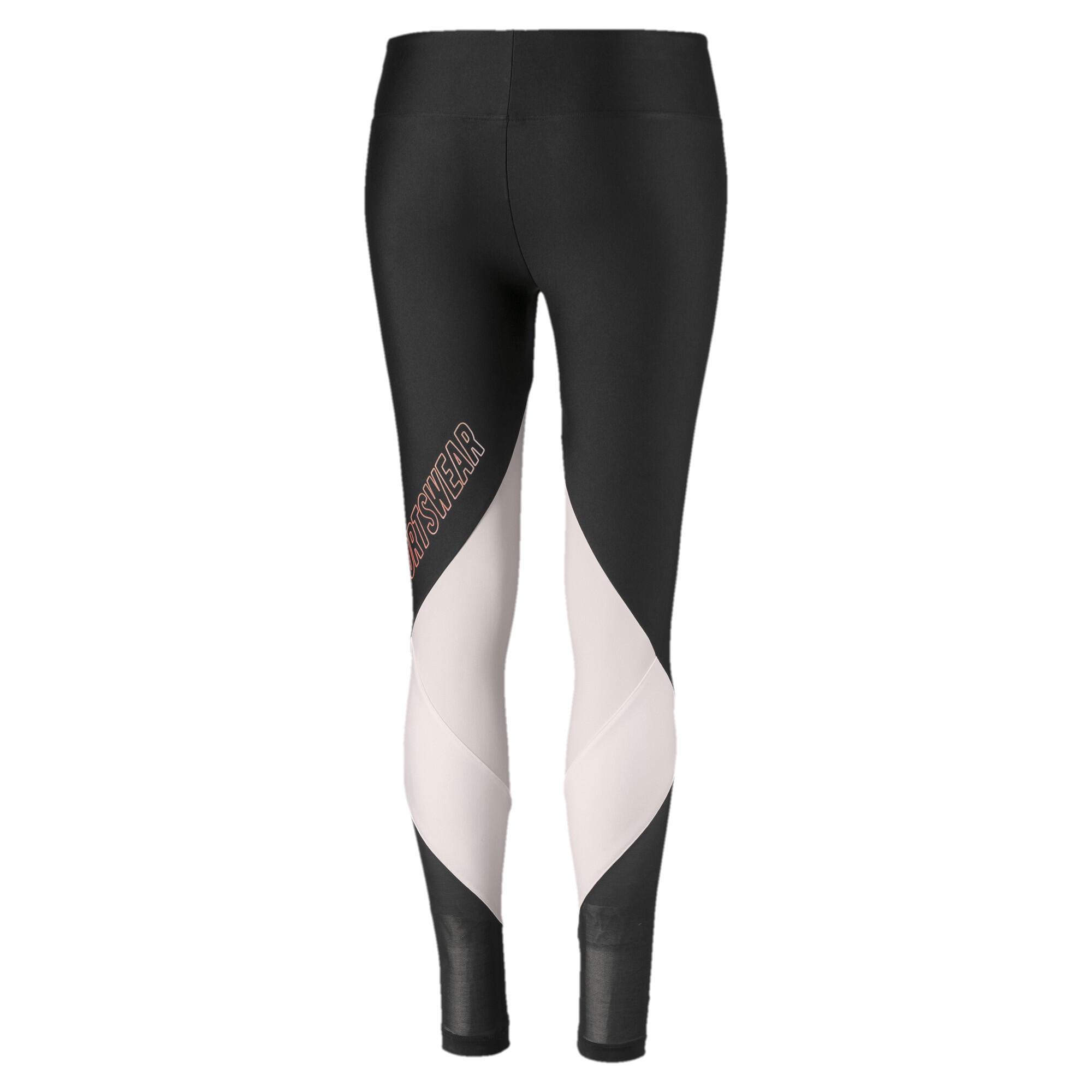 PUMA-luXTG-Women-s-Leggings-Sport-Classics thumbnail 3