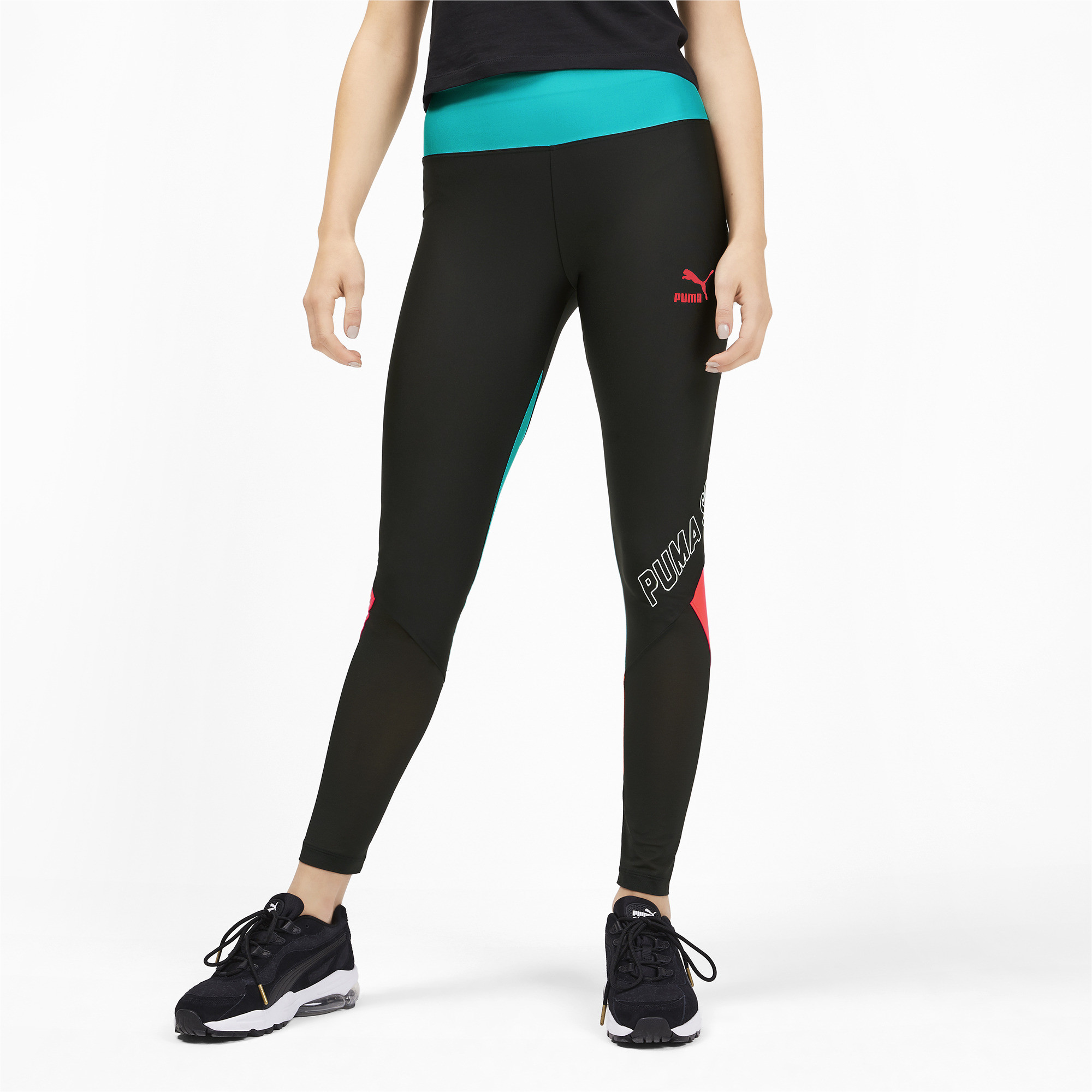 PUMA-luXTG-Women-s-Leggings-Sport-Classics thumbnail 9