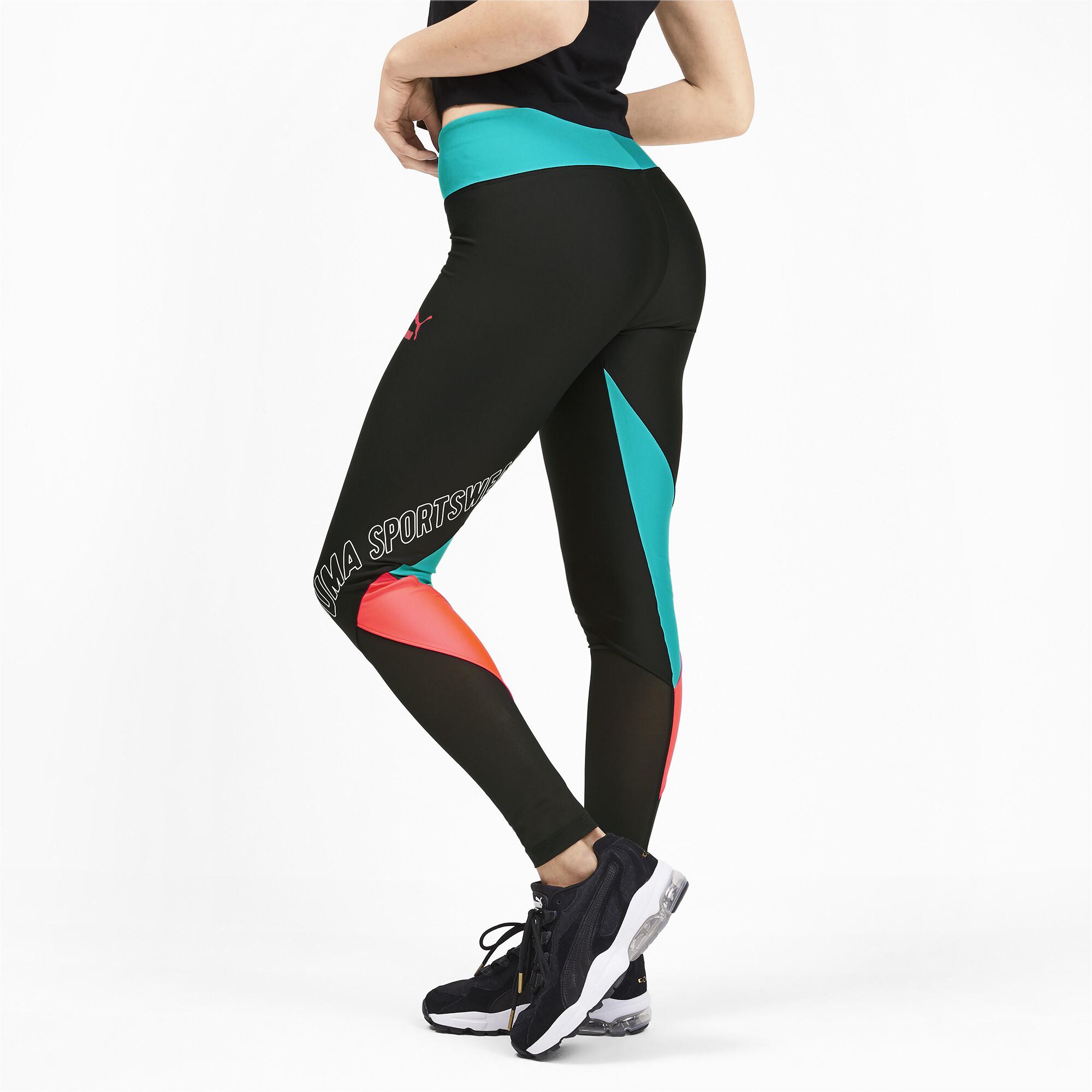 PUMA-luXTG-Women-s-Leggings-Sport-Classics thumbnail 10