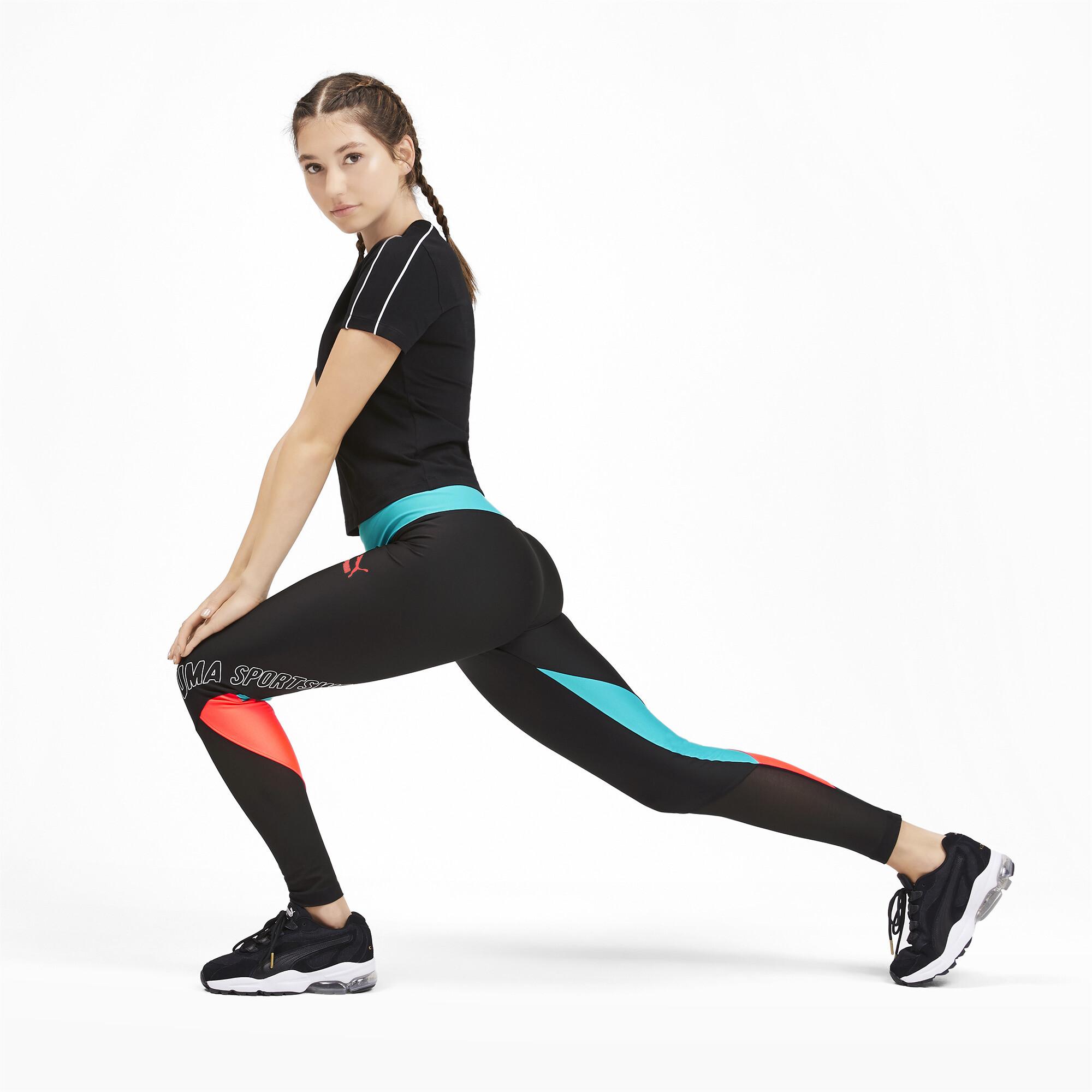 PUMA-luXTG-Women-s-Leggings-Sport-Classics thumbnail 11