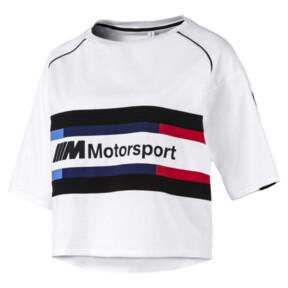 T-Shirt BMW M Motorsport Street pour femme