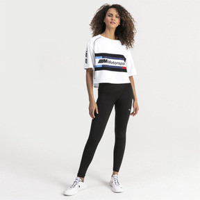 Thumbnail 3 of BMW M Motorsports Women's Street Tee, Puma White, medium