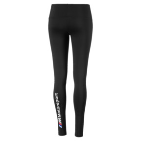 Thumbnail 5 of BMW M Motorsports Women's Leggings, Puma Black, medium