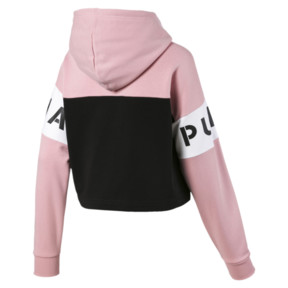 Thumbnail 5 of Sweatshirt à capuche XTG pour femme, Bridal Rose, medium