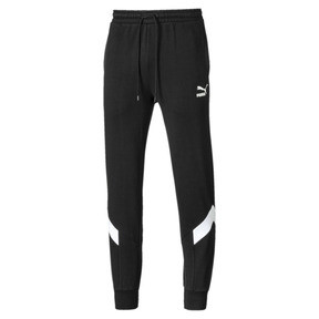 Thumbnail 1 of Iconic MCS Men's Track Pants, Puma Black, medium