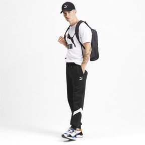 Thumbnail 4 of Iconic MCS Men's Track Pants, Puma Black, medium